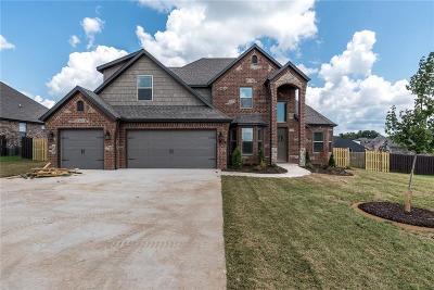 Centerton Single Family Home For Sale: 1310 Solata ST
