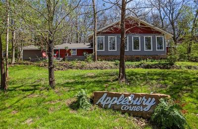 Fayetteville Single Family Home For Sale: 1657 N Applebury DR