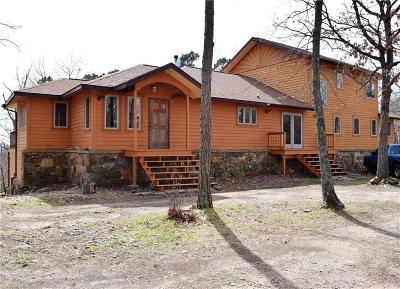 Eureka Springs Single Family Home For Sale: 206 County Road 114