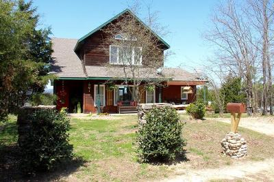 Eureka Springs Single Family Home For Sale: 540 County Road 229