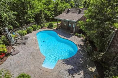 Bentonville Single Family Home For Sale: 2401 Harvard Walk