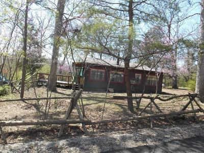 Eureka Springs Single Family Home For Sale: 619 Lazy L LN