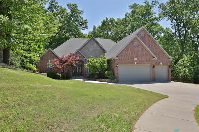 Bentonville Single Family Home For Sale: 1303 NE Fairwinds DR