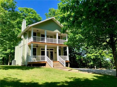 Eureka Springs Single Family Home For Sale: 222 Summitview DR