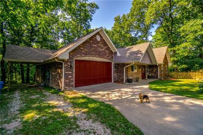 Pea Ridge Single Family Home For Sale: 885 S Kay Lynn PL