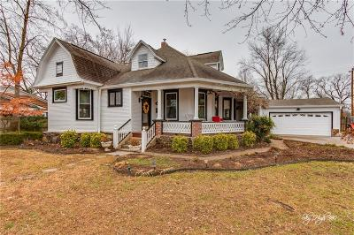 Bentonville Single Family Home For Sale: 710 W Central AVE