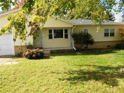 Bentonville Single Family Home For Sale: 1115 Bella Vista RD