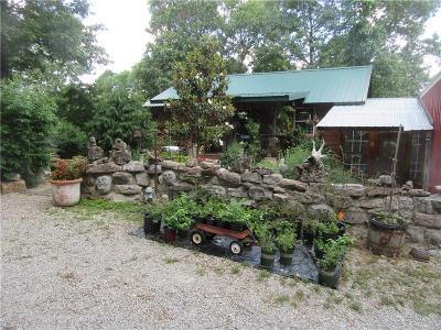 Eureka Springs Single Family Home For Sale: 306 County Road 2664