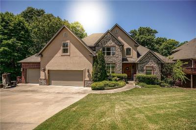Bentonville Single Family Home For Sale: 1304 NE Fairwinds