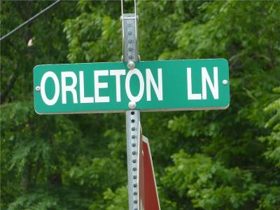 Residential Lots & Land For Sale: Orleton LN