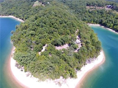 Eureka Springs, Rogers, Lowell Residential Lots & Land For Sale: Lot B&D Point Mirage
