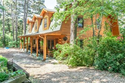 Eureka Springs Single Family Home For Sale: 192 Cooper Hollow RD
