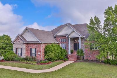 Springdale Single Family Home For Sale: 2626 Secretariat