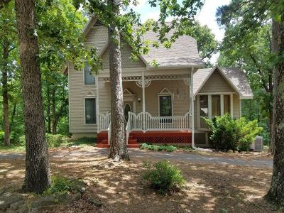 Eureka Springs Single Family Home For Sale: 39 Dogwood Ridge