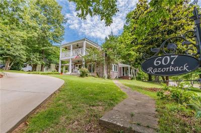 Washington County Single Family Home For Sale: 607 N Razorback RD