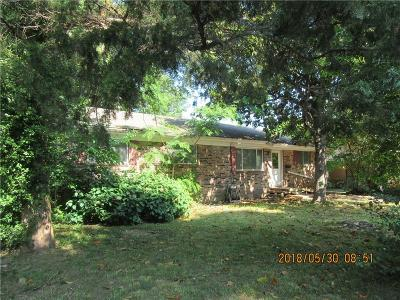 Rogers Single Family Home For Sale: 902 10th ST