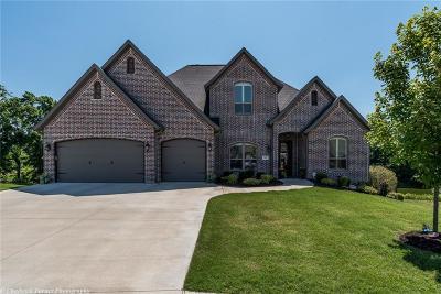 Bentonville Single Family Home For Sale: 200 NE Lakeview TER