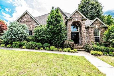 Fayetteville Single Family Home For Sale: 5317 W Yellow Brick RD