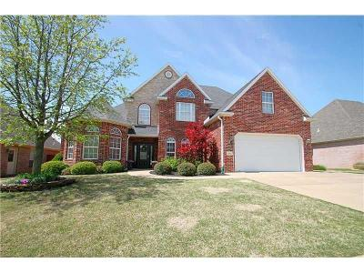 Rogers Single Family Home For Sale: 5094 S Strathmore Station DR