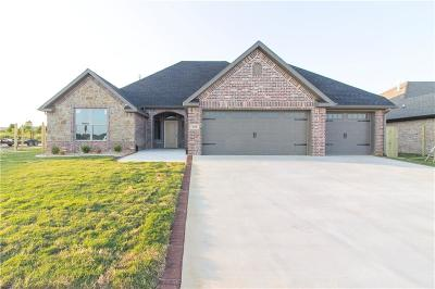 Centerton Single Family Home For Sale: 420 Chaparral