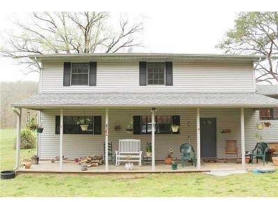 Elkins Single Family Home For Sale: 619 Madison 5215