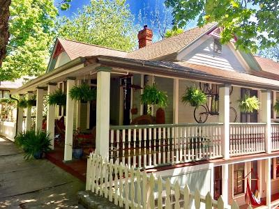 Eureka Springs Single Family Home For Sale: 265 Spring
