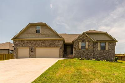 Pea Ridge Single Family Home For Sale: 1175 Nemett CIR