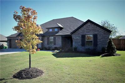 Bentonville Single Family Home For Sale: 1230 Spring Hollow RD
