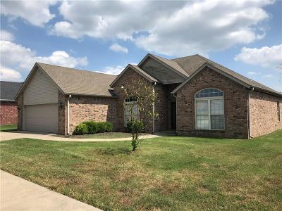 Bentonville Single Family Home For Sale: 1303 SW Willow Bend AVE