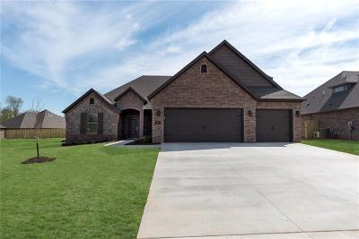 Bentonville Single Family Home For Sale: 1240 Quailridge WY