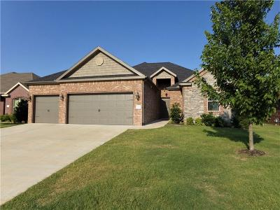 Bentonville Single Family Home For Sale: 3507 Summerstone RD