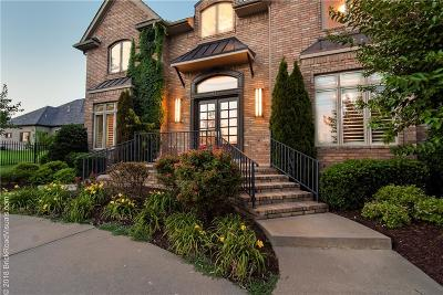 Rogers Single Family Home For Sale: 4 Old Course CIR