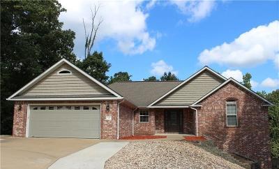 Bella Vista Single Family Home For Sale: 15 Elizabeth DR