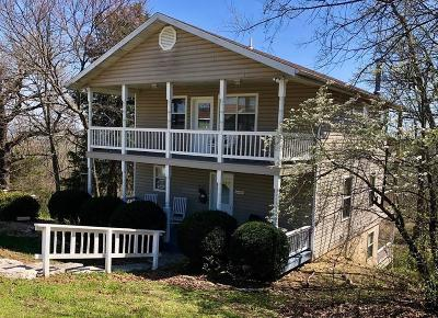 Eureka Springs Single Family Home For Sale: 58551/2 Hwy 62