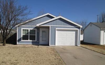 Rogers Single Family Home For Sale: 1433 S Arkansas ST