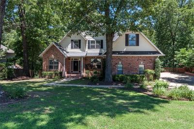 Bentonville Single Family Home For Sale: 2904 Hanna LN