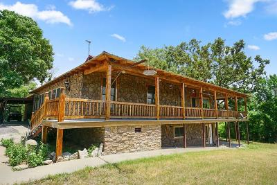 Eureka Springs Single Family Home For Sale: 423 County Road 136