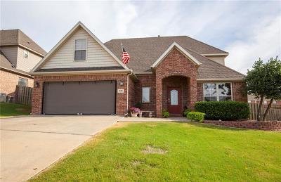 Centerton Single Family Home For Sale: 421 Asboth DR