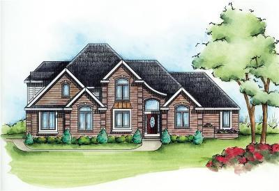 Springdale Single Family Home For Sale: 21 Elmdale Lake Estates