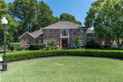Bentonville Single Family Home For Sale: 110 Somerset