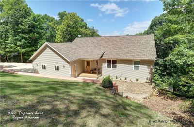 Rogers Single Family Home For Sale: 9200 Depontee LN