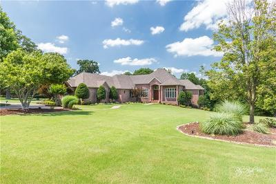 Bentonville Single Family Home For Sale: 10951 Kennesaw DR