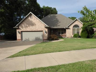 Bentonville Single Family Home For Sale: 2308 SW Penny LN
