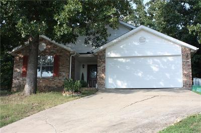 Fayetteville Single Family Home For Sale: 1128 China Berry LN