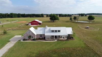 Bentonville Single Family Home For Sale: 9836 Philpott RD