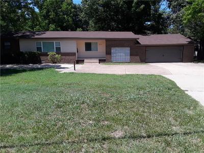 Fayetteville Single Family Home For Sale: 5976 E Huntsville RD