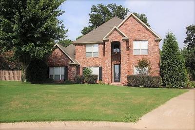 Springdale Single Family Home For Sale: 13162 Morning Springs CT