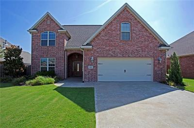 Bentonville Single Family Home For Sale: 4003 Banbury DR