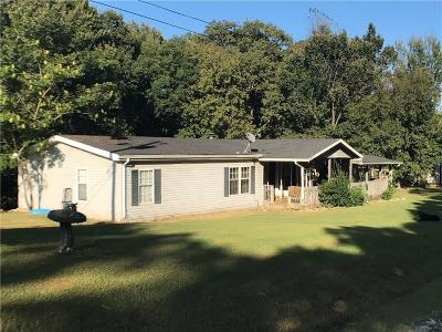 Springdale AR Single Family Home For Sale: $110,000