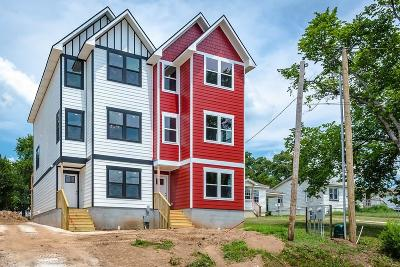 Fayetteville Condo/Townhouse For Sale: 1567 Brooks AVE